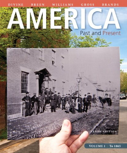 Download America: Past and Present, Volume 1 (10th Edition) 0205905196