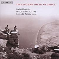 Ballet Music For Piano by NIKOS SKALKOTTAS (2007-02-27)