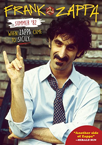 Summer '82: When Zappa Came to Sicily [Blu-ray] [Import]