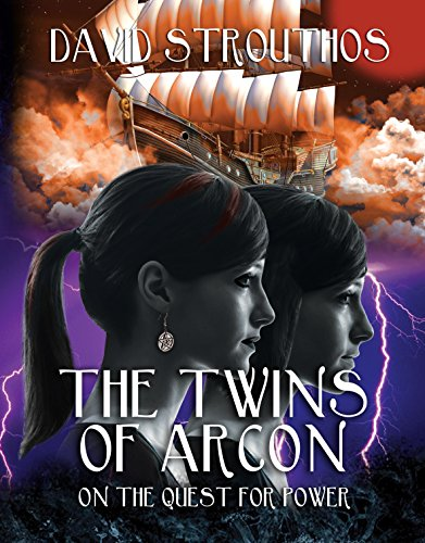 THE TWINS OF ARCON: ON THE QUEST FOR POWER (English Edition)