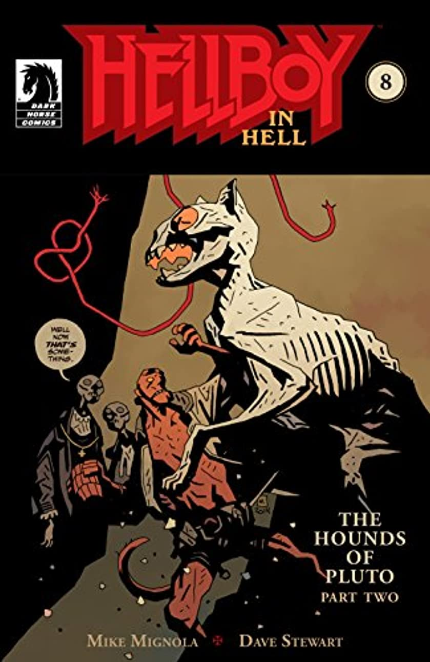 相互接続ウッズ信頼性Hellboy in Hell #8 (English Edition)