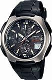 [カシオ]CASIO 腕時計 WAVE CEPTOR ウェーブセプター タフソーラー 電波時計 WVQ-400J-1AJF メンズ