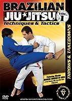 Brazilian Jiu-Jitsu Techniques: Throws & Takedowns [DVD]