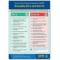 VSafety GDPRをシンプルに:Do's&Don'tsポスター - A2