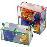花ケース 紙袋 マジック道具 ミディアム マジックバッグ ペーパーバッグ 空の箱 手品 マジック 手品の道具