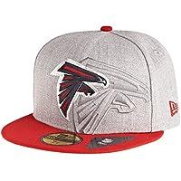 ニューエラ (New Era) 59フィフティ キャップ - スクリーニング NFL アトランタ・ファルコンズ (Atlanta Falcons) 7 3/4 (61.5cm)