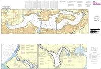 NOAA Chart 18447: Lake Washington Ship Canal and Lake Washington