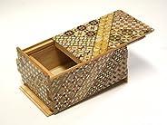 寄木細工 秘密箱21回+1仕掛け 小寄木