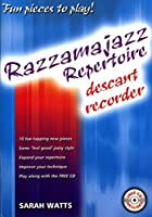Razzamajazz Repertoiredescant Recorder