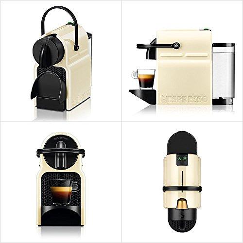 【Amazon.co.jp限定】ネスプレッソ コーヒーメーカー イニッシア クリーム D40CW