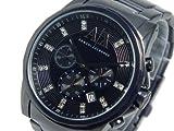 (アルマーニエクスチェンジ) ARMANI EXCHANGE アルマーニエクスチェンジ 時計 メンズ ARMANI EXCHANGE AX2093 腕時計 ウォッチ ブラック[並行輸入品]