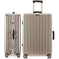 lanbao スーツケース アルミフレーム 軽量 キャリーケース 耐衝撃 キャリーケース 機内持込 キャリーバッグ 人気…