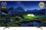 ハイセンス 55V型フルハイビジョン液晶テレビ 3年保証 外付けHDD録画対応(裏番組録画可) 55K30