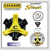 CHAMP(チャンプ) スティンガー III(Q-LOK) スパイク鋲 18個入