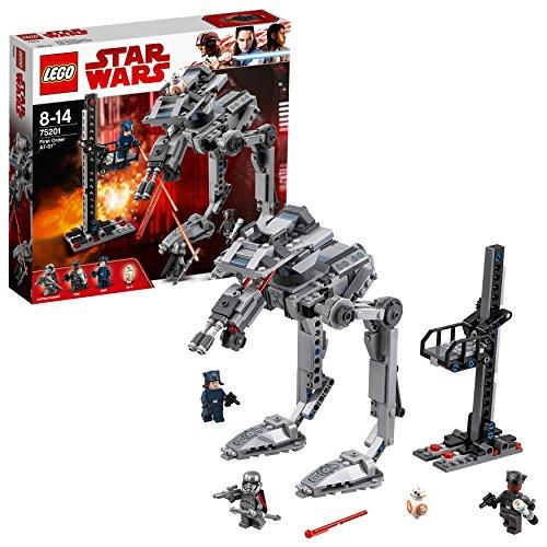 レゴ(LEGO) スター・ウォーズ ファースト・オーダー AT-ST™ 75201