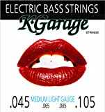 K-GARAGE エレキベース弦 B/G 045-105 ロングスケール