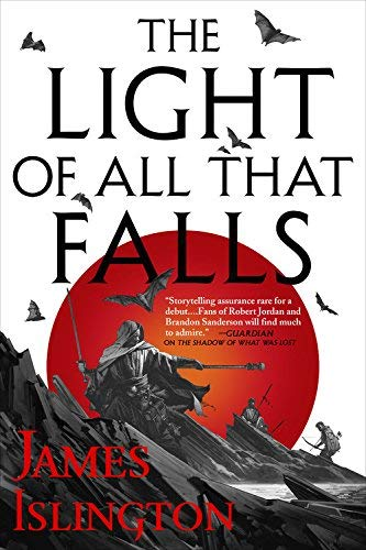 The Light of All That Falls (The Licanius Trilogy Book 3) (English Edition)
