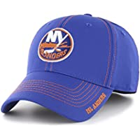 (New York Islanders, Large/X-Large, Royal) - NHL Start Line OTS Centre Stretch Fit Hat