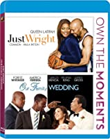 Our Family Wedding/Just Wright [Blu-ray] [Import]