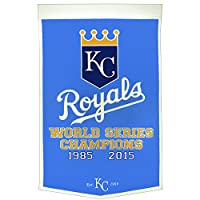Winning Streak Sports 76126 Kansas City Royals Banner