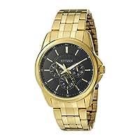 時計 Citizen シチズン Men's AG8342-52L Analog Display Japanese Quartz Gold Watch メンズ 男性用 [並行輸入品]