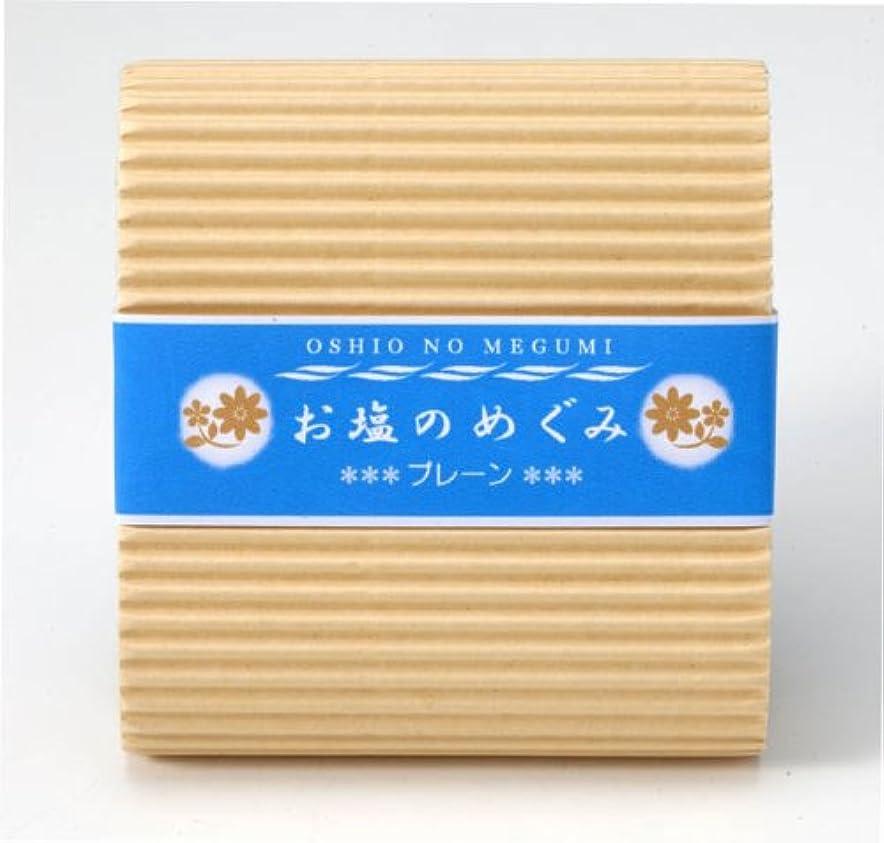 慢性的バンデンマークお塩のめぐみ プレーン 90g