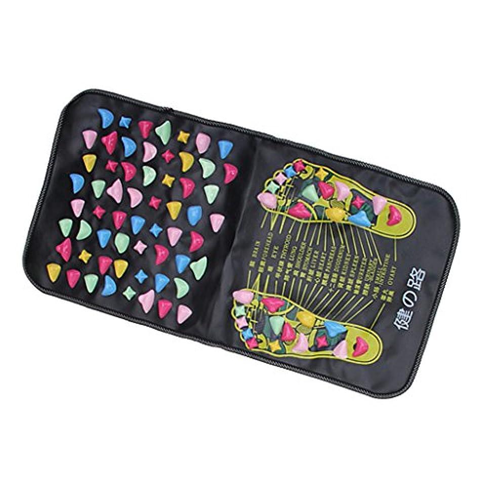 Baosity 足裏鍛錬マット フットマット 折りたたみ式 快適 高齢者適応 マッサージ 圧力解消 健康器具 贈り物