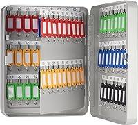 Barska 90 Position Key Cabinet with Key Lock [並行輸入品]