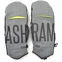 Ashram(アシュラム) メンズ レディース スノーグローブ GAMBINO ガンビーノ スウェット ミトン 手袋 gambino