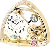 CITIZEN ( シチズン ) 置き時計 ファンタジーランド ゴールド 4SG762-018
