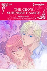 The Ceo's Surprise Family: Harlequin comics Kindle Edition