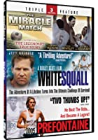MIRACLE MATCH/PREFONTAINE/WHITE SQUAL