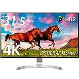 LG モニター ディスプレイ 32UD99-W 31.5インチ4K(3840×2160)HDR対応IPS非光沢USB