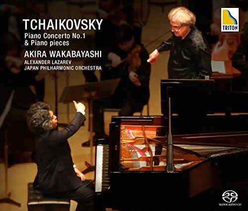 チャイコフスキー:ピアノ協奏曲第1番、他の詳細を見る