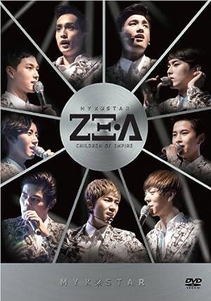 MY K-STAR ZE:A [DVD]