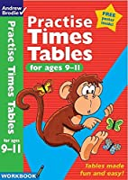 Practise Times Tables for Age 9-11 (Practise Time Tables)