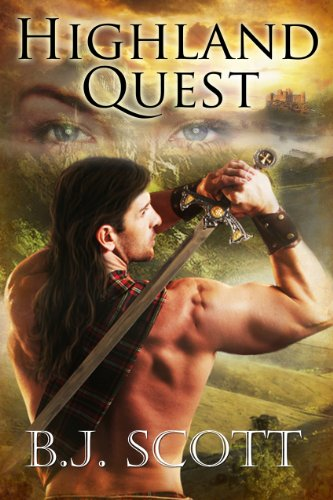 Highland Quest (The Fraser Brothers Trilogy Book 2) (English Edition) B. J. Scott Soul Mate Publishing