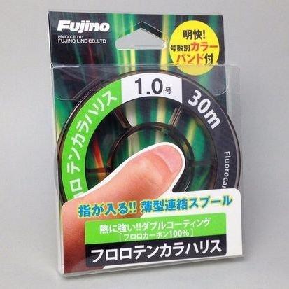 フジノ(Fujino) フロロ・テンカラハリス 30m (1.0号)
