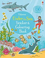 Under the Sea Sticker and Colouring Book (Sticker and Colouring Books)