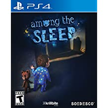 Among the Sleep - アモング ザ スリープ (PS4 海外輸入北米版ゲームソフト)