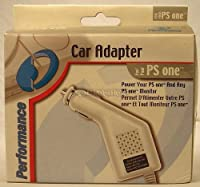 INTERACT ACCESSORIES  PS One Car Adapter
