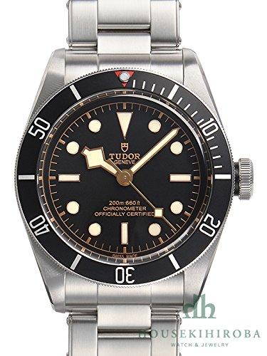チュードル メンズ腕時計 ヘリテージ ブラックベイ 79230N