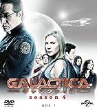 GALACTICA ギャラクティカ シーズン4 バリューパック1[DVD]