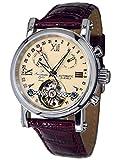 エアロマチック1912 腕時計 二戦 ドイツ 空軍 復刻 自動巻き カレンダー A1422 [並行輸入品]