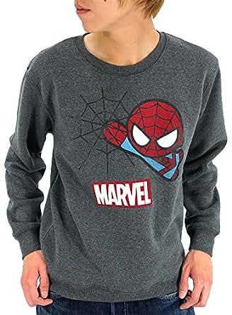 Marvel(マーベル) トレーナー スウェット メンズ 柄4 LL