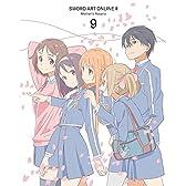 【Amazon.co.jp限定】ソードアート・オンラインII 9(クリアブックマーカーver.9付) (完全生産限定版) [Blu-ray]