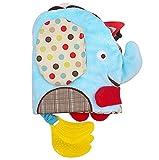 Charming Crew アルファベット アニマル ズー ソフトブック ベビー キッズ 音が鳴る 人形 仕掛け 知育 遊具 子供 赤ちゃん おもちゃ 飾り 動物集合 動物 パズル ソフト 絵本