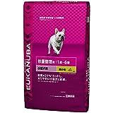 ユーカヌバ 1歳-6歳用 体重管理 小型犬 超小粒 6kg