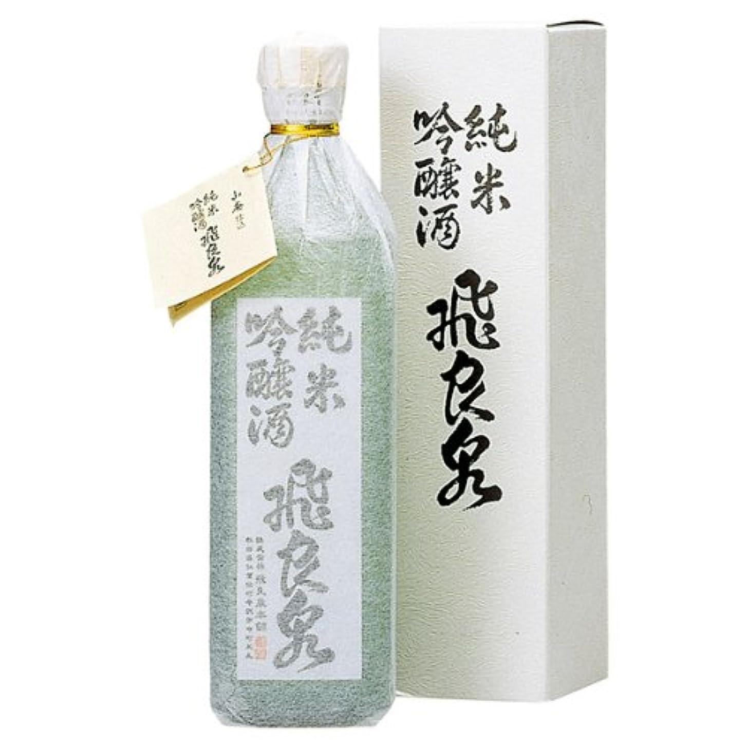 プログラム在庫解釈する飛良泉 純米吟醸酒 [ 日本酒 720ml ]