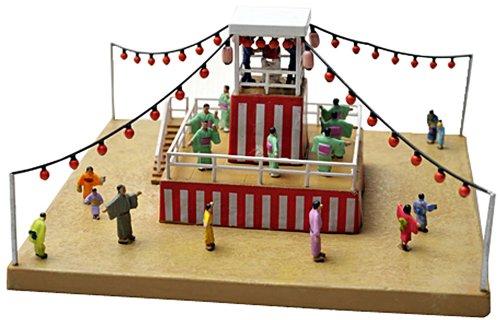 ジオコレ 情景コレクション 情景小物030-2 祭の櫓2